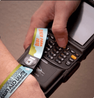 FCC- Wristband, My Man