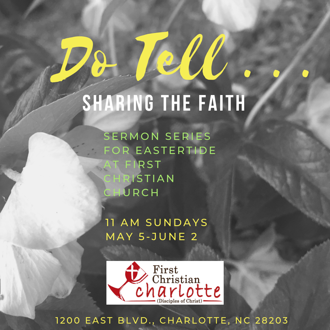 FCC - Do Tell . . . God's Great Reveal, Exercises for May 6-12