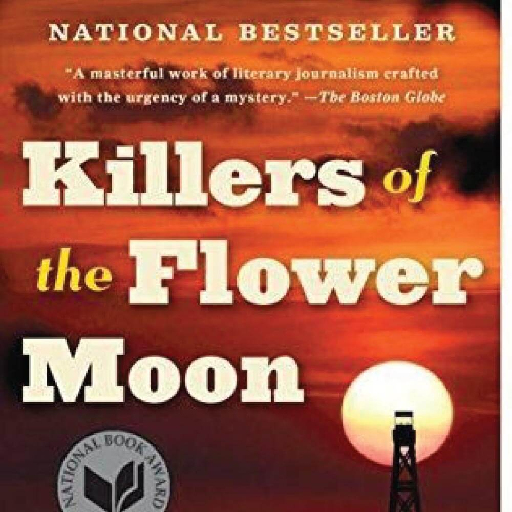 FCC Events Killers of the Flower Moon by David Grann