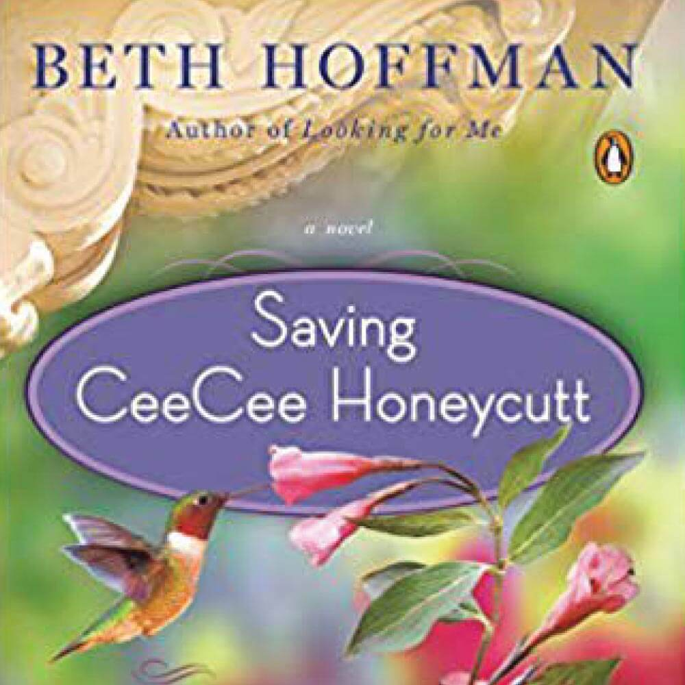 FCC Events Saving CeeCee Honeycutt by Beth Hoffman