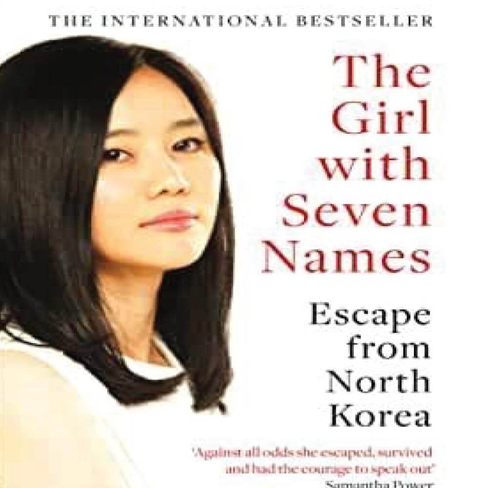 FCC Events The Girl with Seven Names by Hyeonseo Lee