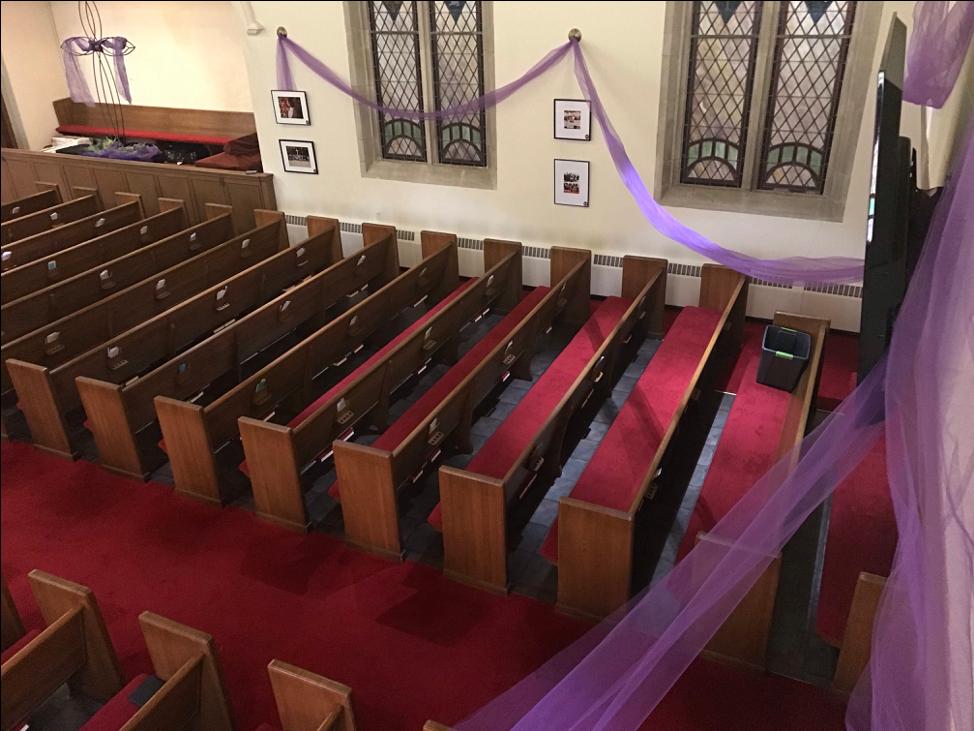 First Christian Church Sanctuary